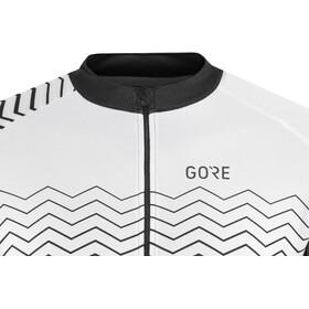 GORE WEAR C3 Trikot Herren white/black/black